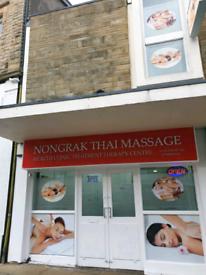 Nongrak Thai Massage 07908898226 New Shop Open in Accrington Town Cent