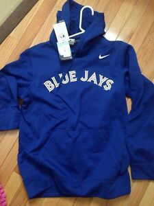 Blue Jays therma fit hoodie - BRAND NEW - men's small