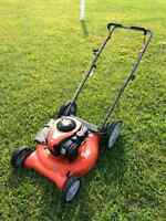 Wanted mowers,snowblowers etc