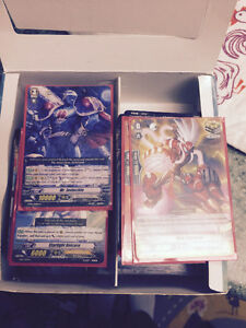 Vanguard cards for sale