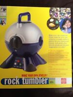 Rock tumbler and accessories NEW