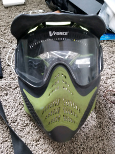 Paintball mask, ***never used for paintball***