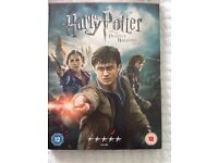 Harry Potter & The Deathly Hallows Part 2 (Two disc) Special Edition DVD
