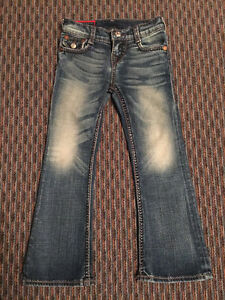 TRUE RELIGION Girl's Billy, Size 5, EXCELLENT Condition