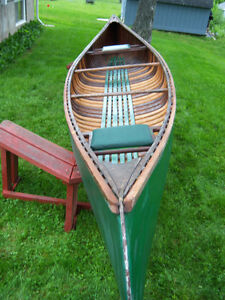 Old Town 18 Foot Canoe