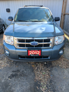 2012 Ford escape xlt 3.0L 4wd