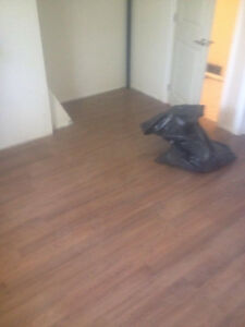 Flooring Installation, Hardwood and Laminate Kawartha Lakes Peterborough Area image 7