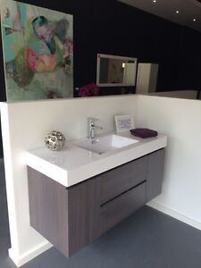 Wall hung vanity for sale