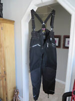 Ladies Klim Alpine Bib Riding Pants Size L Snowmobile Pants