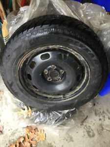 Good Year Ultra Grip Ice Tires