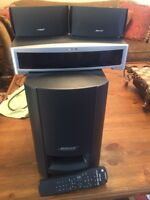 Bose Home Theater System 3 2 1