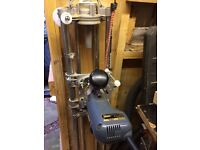 TREND Routerlathe with Router