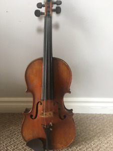 Pietro Vareni Violin  1910 Made in France