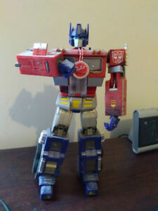 Masterpiece Optimus Prime Transformers MP-01