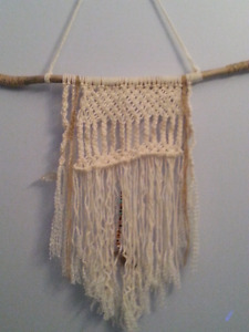 Unique macrame wall hangings for sale