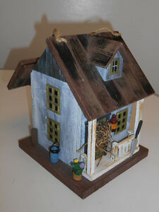 One Wee Wooden Rustic Cottage