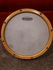 Piccolo Snare (handmade by Champagne Drums - custom drum)