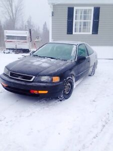 2000 Civic Si with parts FS or trade