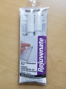 Rejuvenate Grout Renewer Pen - White 10x2 (20 pens)