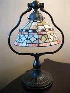 Vintage/Antique  Harp Lamp