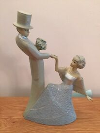 Ivory Princess Figurines