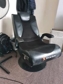 Xrocker gaming chair