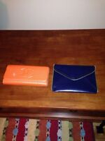 Orange channel wallet ( brand new )