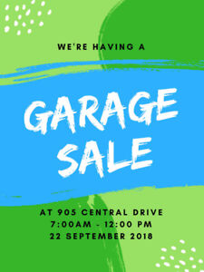 Community Garage Sale - Brampton