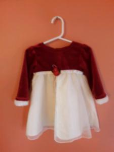 Christmas Dress (Santa)