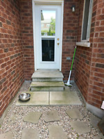Patio stones installer wanted