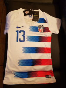 USA Women's soccer Jersey - Alex Morgan - new