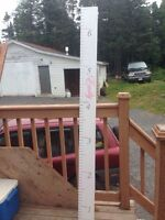 Childs growth ruler