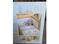 Humphrey's Corner nursery bedding set