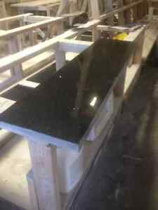 Quartz remnants shower sills and benches Stratford Kitchener Area image 5