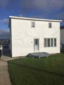 PORT AUX BASQUES- Solid home-well maintained-MOVE RIGHT IN