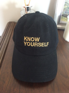 Octobers Very Own Know Yourself Black Hat