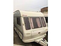5 berth caravan needs tlc
