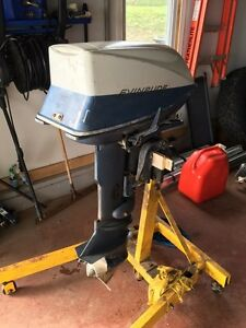Evinrude outboard 18hp and 6hp