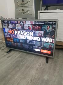 LG 32 inch smart TV
