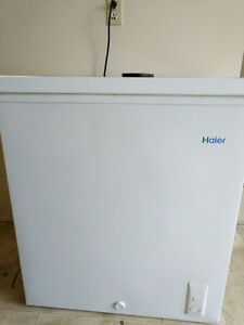 3.5 cu.ft Haier chest Freezer