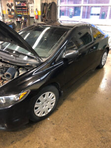 07 Honda Civic Safetied/Etested