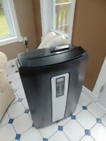Haier 14,000 BTU Portable Air Conditioner (HPF14XCM) - Black