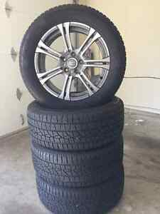 4 Momo Wheel with Continental Tire Package 235/55R17
