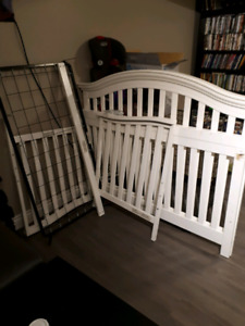 Must Go!!!! Gently used crib.