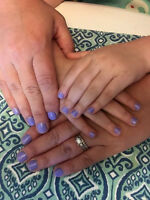 Gel Polish Applications