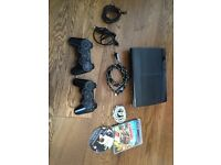 PS3 slim 12GB. Play station neat condition.