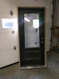 "36"" Front Entry Doors"