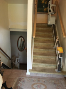 Stair Lifts - 9 Step and 6 Step