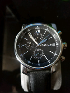 Fossil watch ...