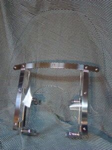 Harley Davidson Detachable Windshield / Pare-brise amovible